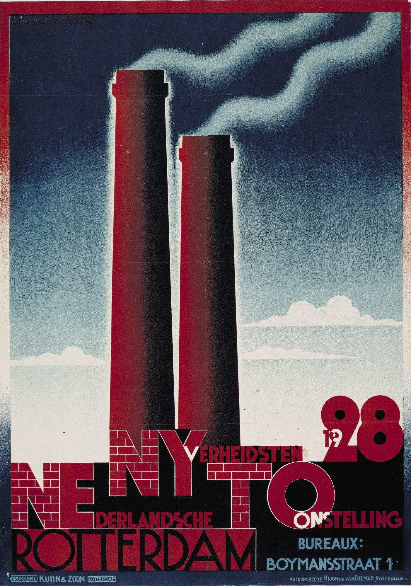 cassandre  fabulous vintage posters by the legendary graphic designer