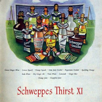 schweppervescence! Eleven Schweppes Ads From The 1950s and 60s