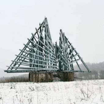 Spomenik: Super-Sized Monuments To Eastern Bloc Futurism