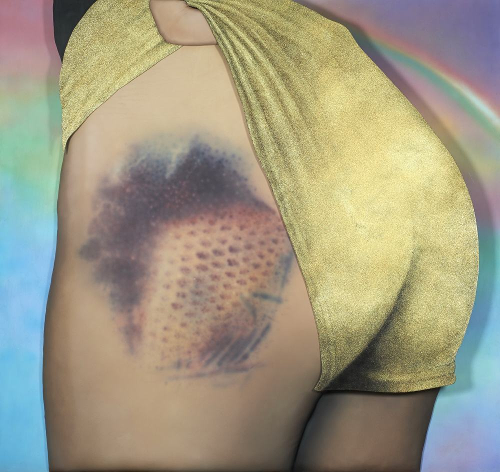 """Fresh Meat in Fishnets!,"" 2015"