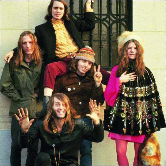 Janis Joplin with Big Brother and Holding Company