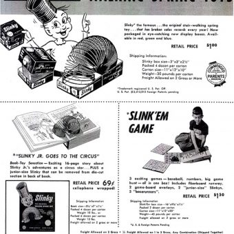 Fun For A Girl And A Boy: Slinky Toy Commercials Across The Decades
