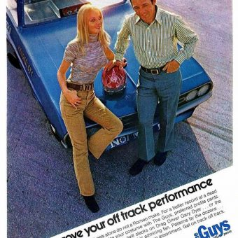 17 Soul Jangling 1970s Men's Fashion Ads