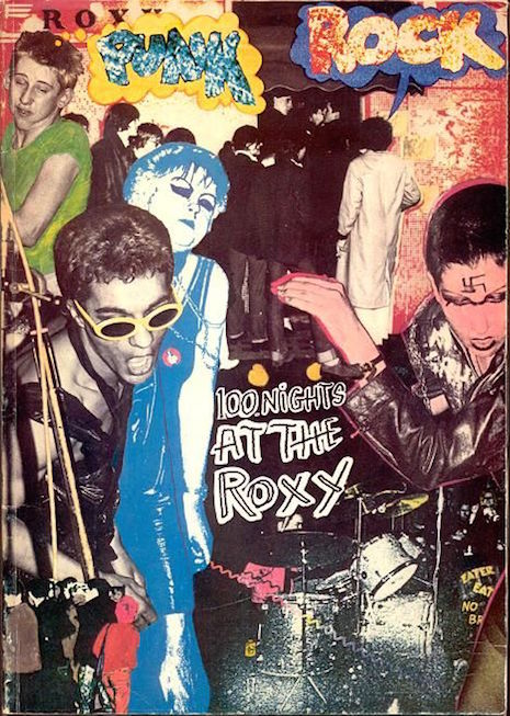the roxy club london flyers 5