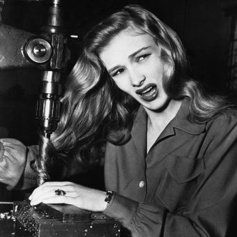 The Peek-A-Boo Girl Gets Cut: In 1943 Veronica Lake Saved America And A Million Women's Hair