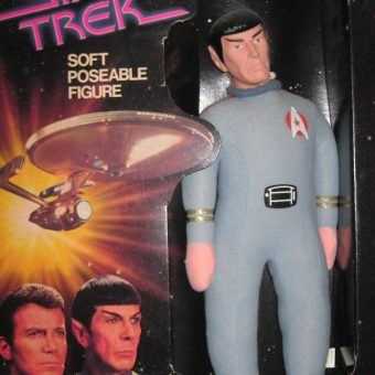 Where No Collectibles Have Gone Before: A Survey of Weird Star Trek Merchandising Tie-Ins (1966 – 1996)