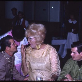 'Jack's Slides': Fabulous Found Photos Of Private 'Tea' Parties At 1960s Drag Clubs