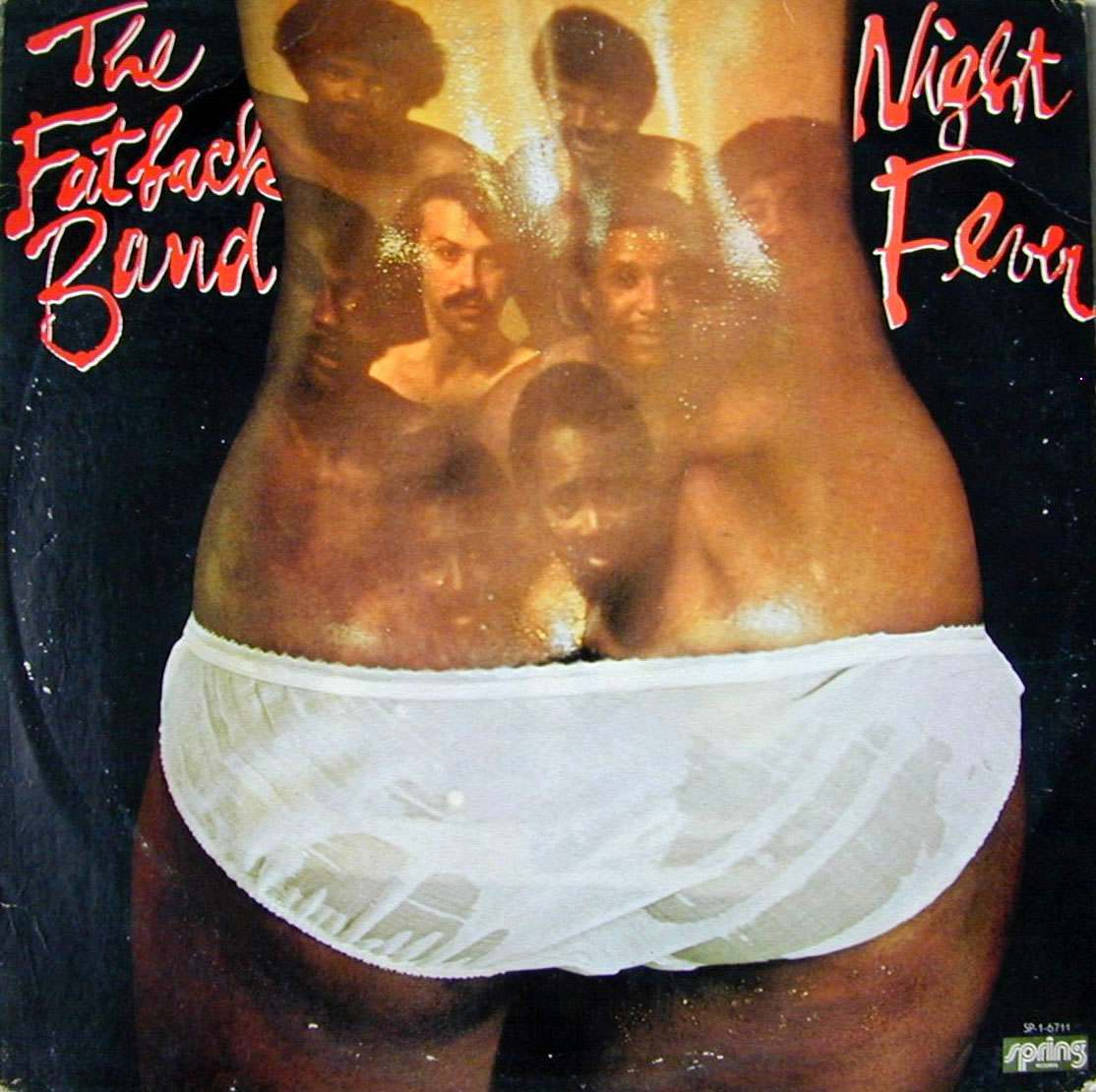 Butts On Vinyl Record Covers A 1970s Contagion Flashbak