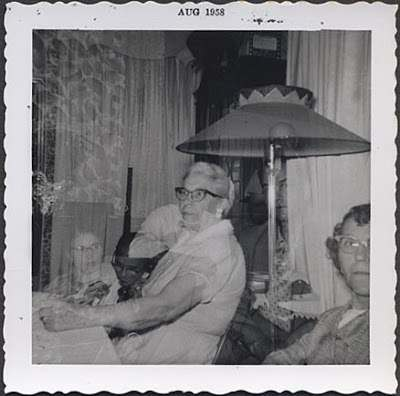 1958 double exposure party