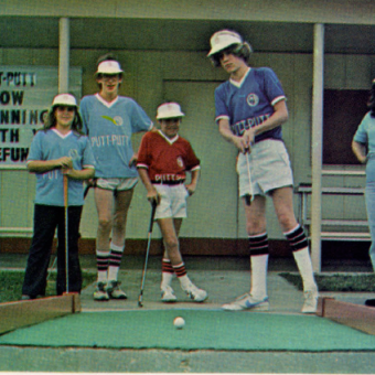Putt-Putt-Tastic: The Golden Age Of Miniature Golf