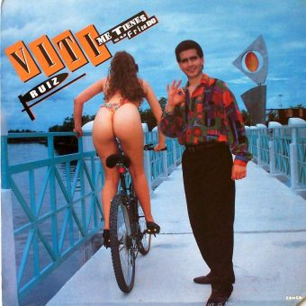Butts On Vinyl Record Covers: A 1970s Contagion