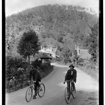 Wonderful Vintage Photos of Early Australian Bike Culture