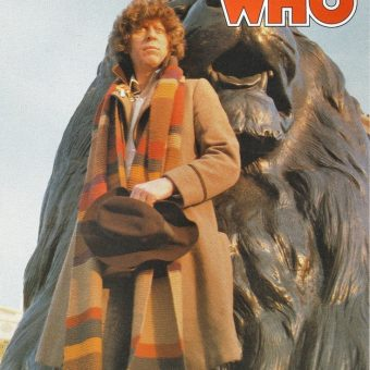 Tom Baker Dr Who Merchandise: Greetings Cards, Great Underpants, A Weird Action Doll And A Spanx Leisure Suit