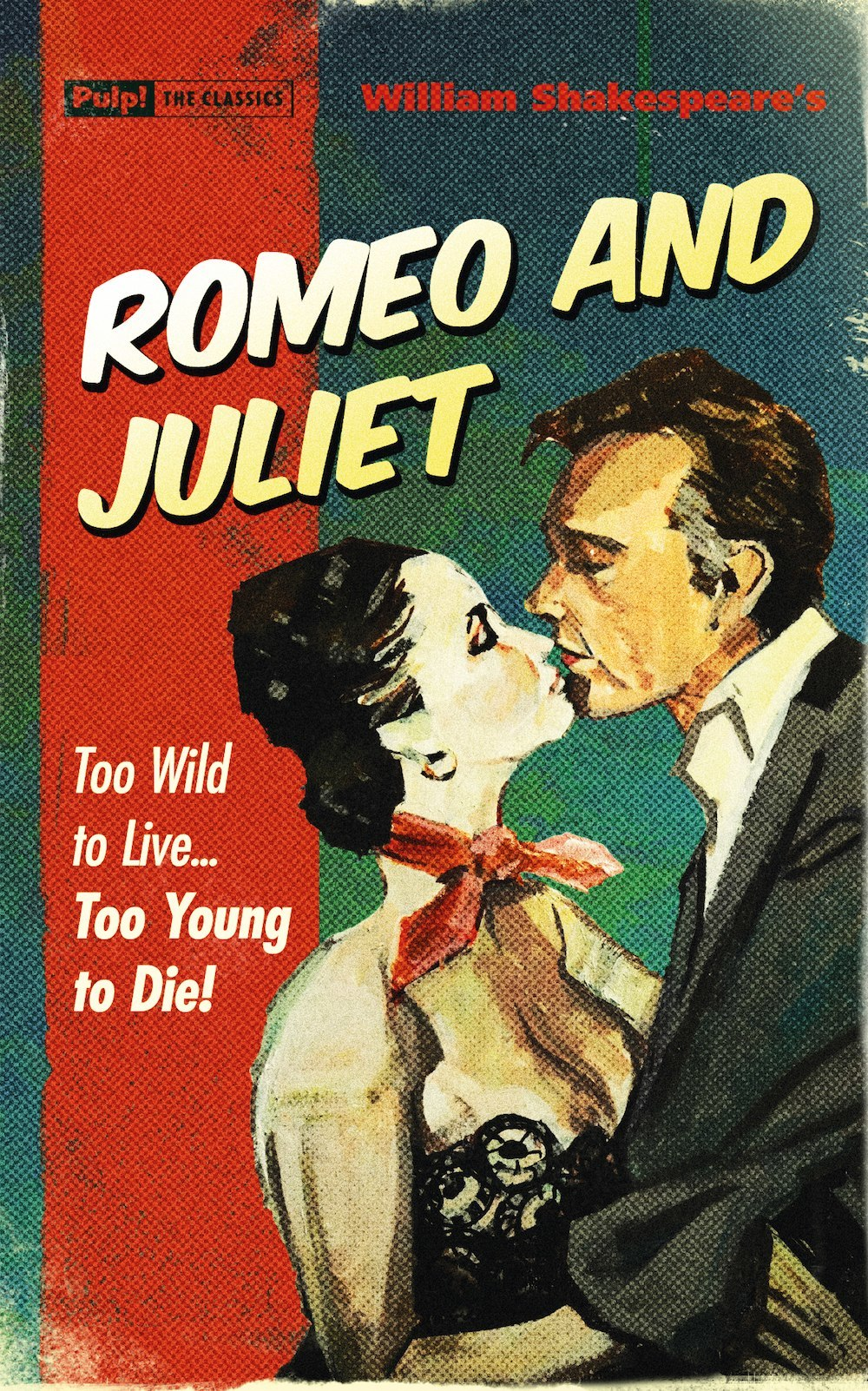 a literary analysis of romeo and juliet and hamlet by william shakespeare