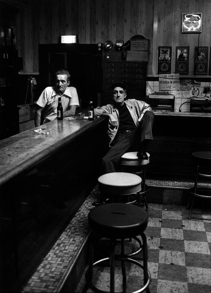 Bar Room - Lowell, 1978.