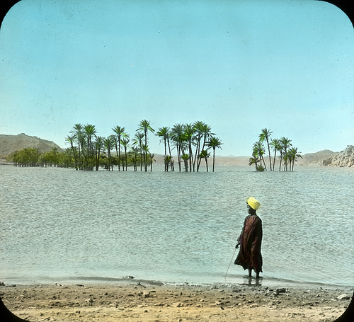 Visions of Early 20th Century Egypt; Through The Magic Lantern