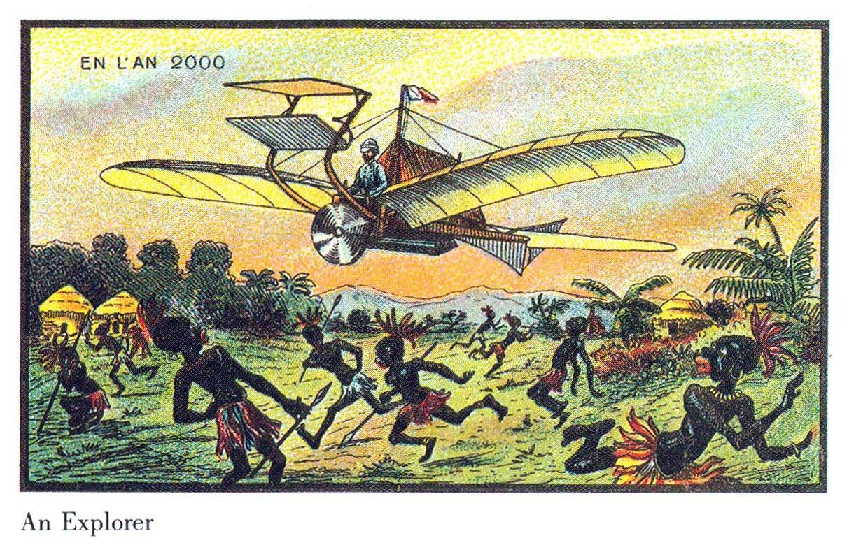 France_in_XXI_Century._Air_explorer