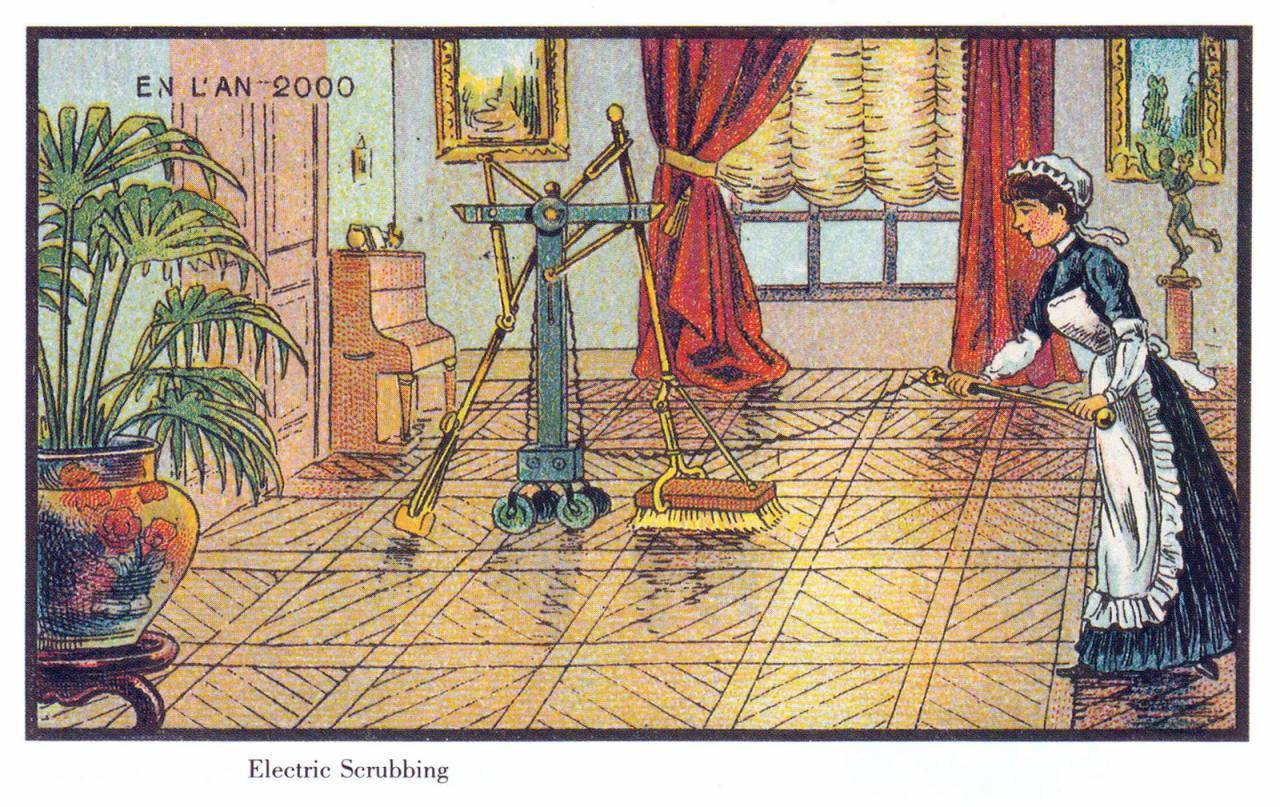 France_in_XXI_Century._Electric_scrubbing