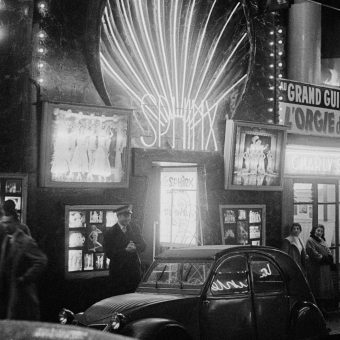 Paris by Night: Frank Horvat's Photographs of Le Sphinx Club in 1956