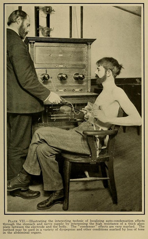 High Frequency Electric Currents in Medicine and Dentistry (1910) 10