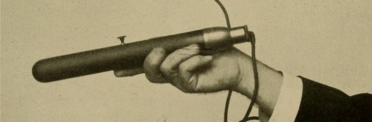 High Frequency Electric Currents in Medicine and Dentistry (1910)