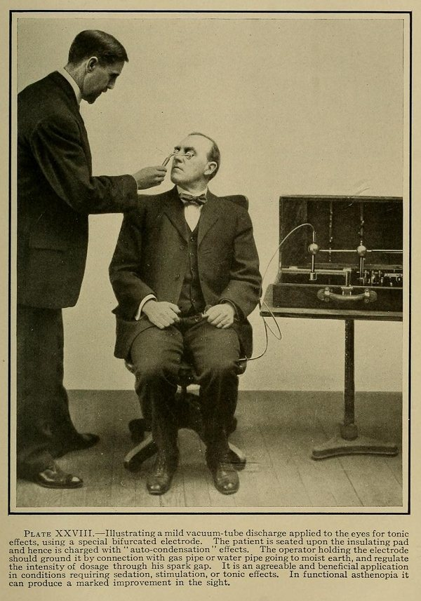 High Frequency Electric Currents in Medicine and Dentistry (1910) 9