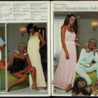 Wonderful Womenswear from the 1980 Kays Catalogue