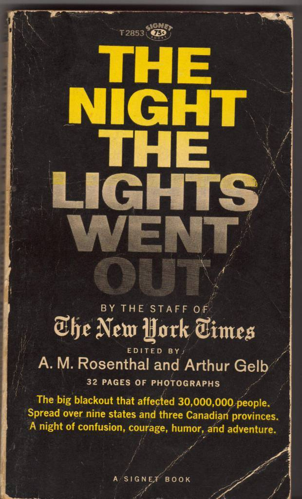 Lights out 1965 book