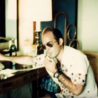 Listen to Hunter S. Thompson's Unforgettable 2004 Call To Customer Services