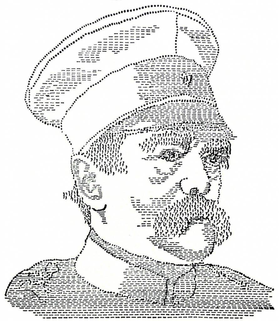 Unknown artist Bismarck (1898).