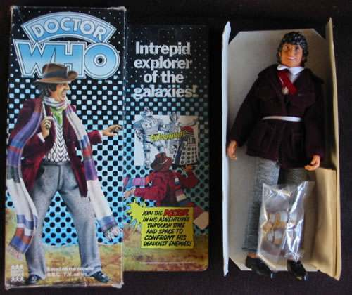 dr who doll