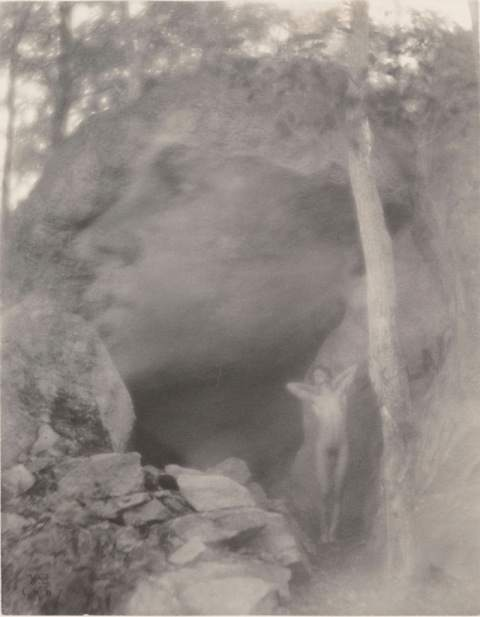 The Vision (Orpheus Scene) (F. Holland Day, 1907)