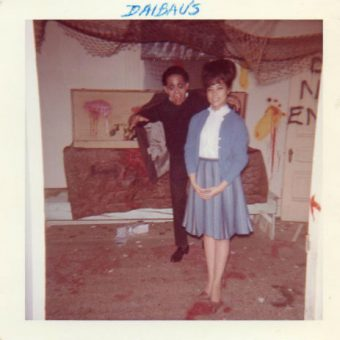 Found Photos: Great Polaroids Of A 1960s Halloween Party