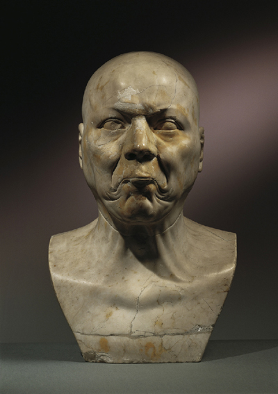 Franz Xaver Messerschmidt, A Strong Worker, c. 1770