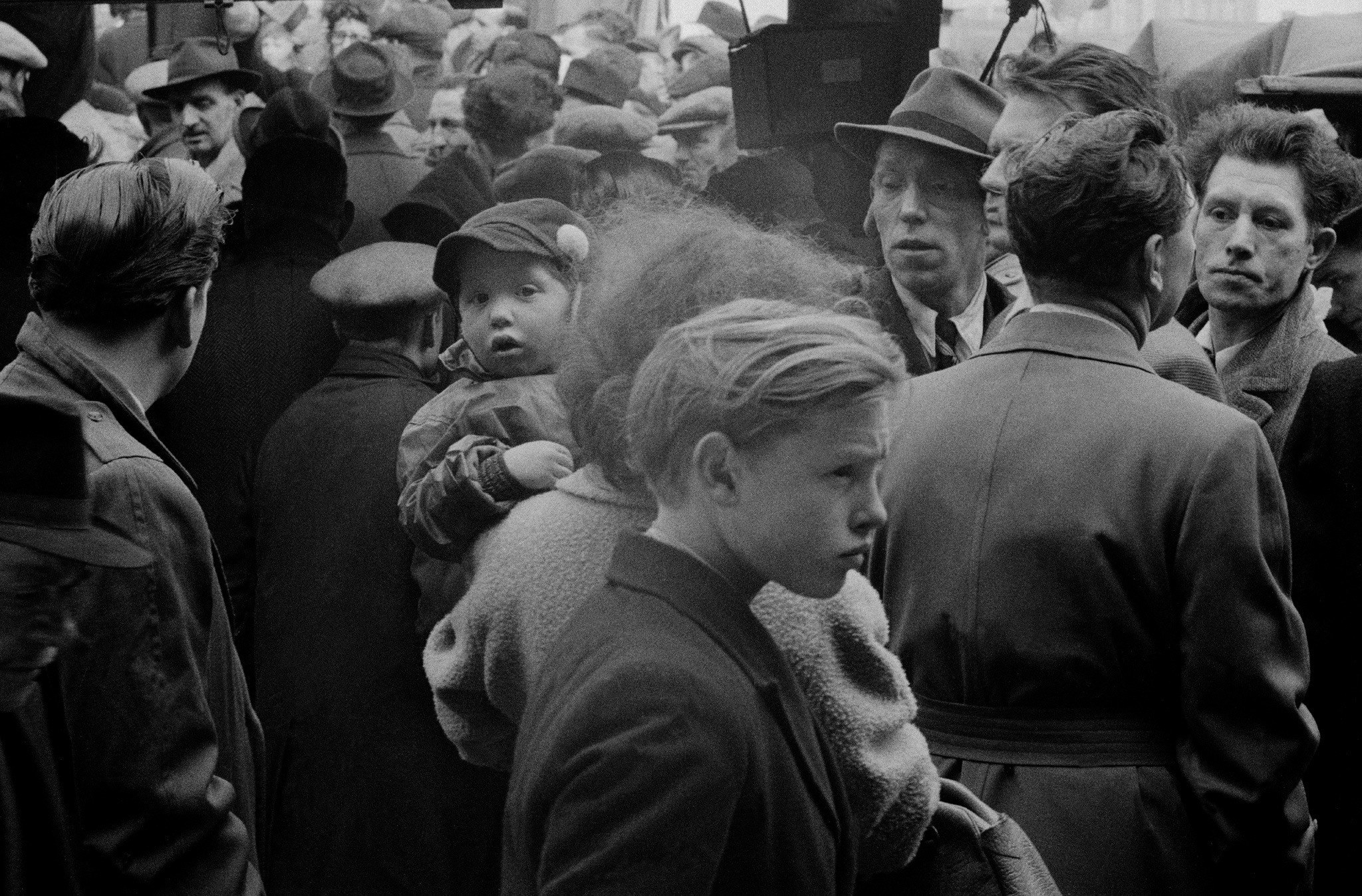 London In The 1950s Frank Horvat S Gorgeous Photographs