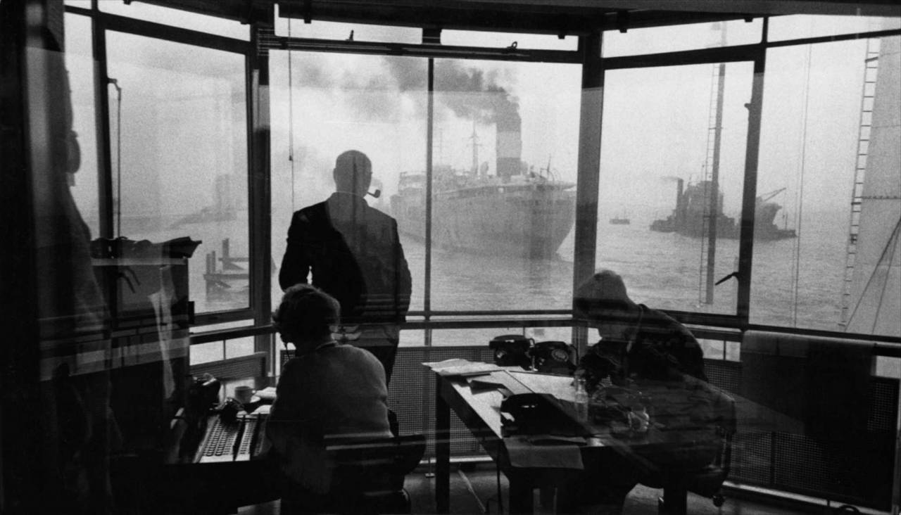 1955, Manchester Ship Canal