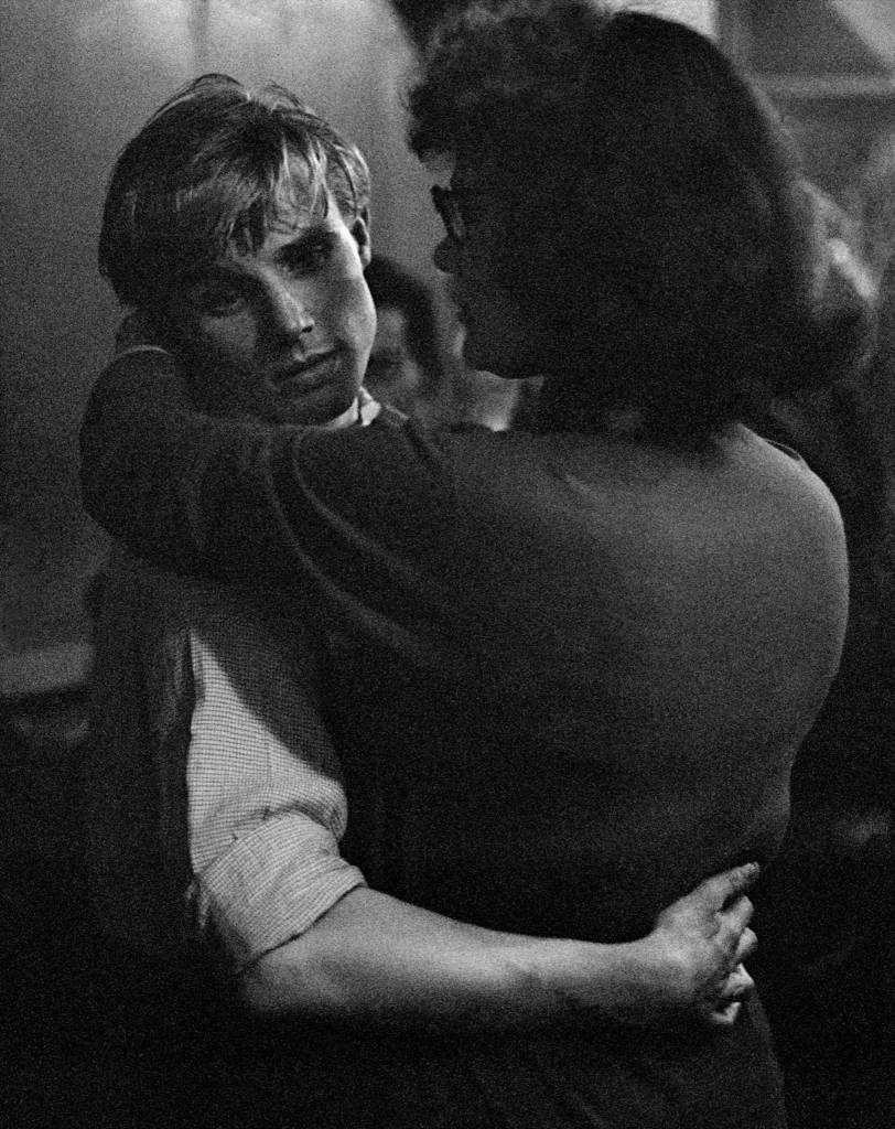 1959, London, Soho, dancing couple