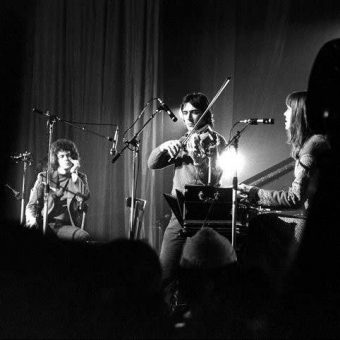 The Velvet Underground Play Le Bataclan In 1972 Paris