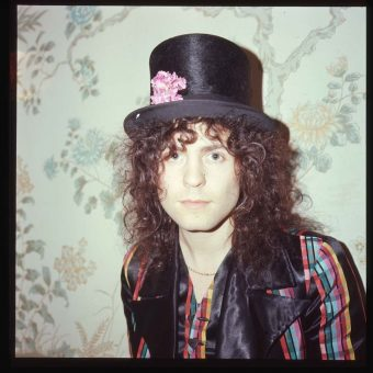 If You Kissed Marc Bolan Would He Feel Like This?