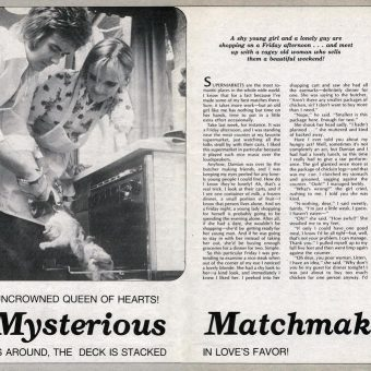 My Confession: A Tawdry, Lurid And Deranged 1975 True Stories Magazine