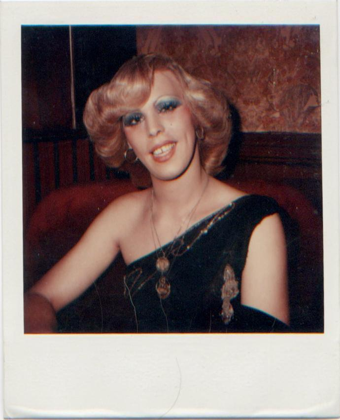 At the trans bar Madame Arthur Photo by Marc H. Miller and Bettie Ringma