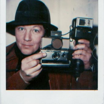 Polaroids Of Nights Out In Amsterdam's Electric Townhouses (1979-1980)