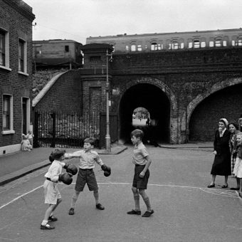 Boys Boxing In British Schools (1950s): When The Noble Art Was A Force For Good