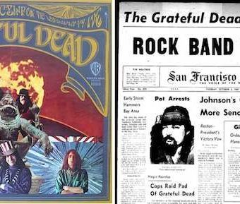 How the Mythical Ethical Icicle Tricycle Became the Grateful Dead