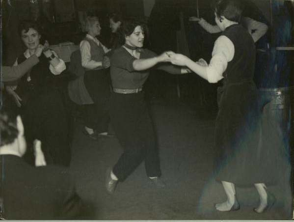 Dancing at the Gateways c.1953