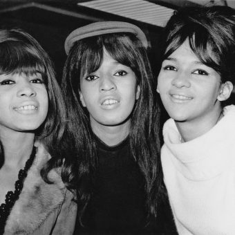 Sounds Of Glory: Listen To The Isolated Vocals Of The Ronettes Sing Baby I Love You (1963)