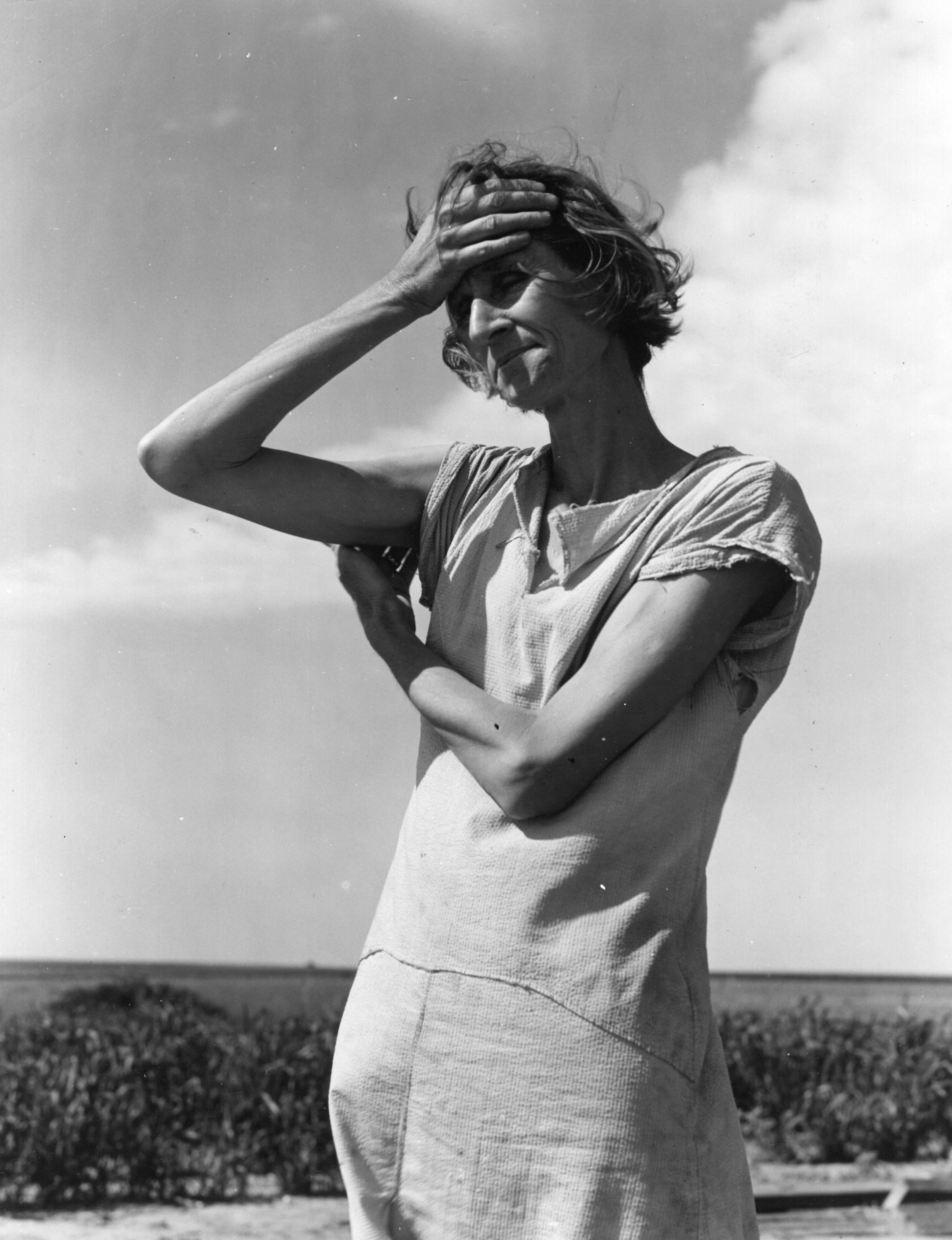 fsa photography during the great depression Documentary photographer dorothea lange is best known for her work during the 1930s with roosevelt's farm security administration (fsa) born in hoboken, new jersey in 1895, lange studied.