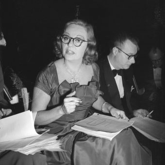 Tallulah Bankhead Reads Dorothy Parker's Satire A Telephone Call (1951)