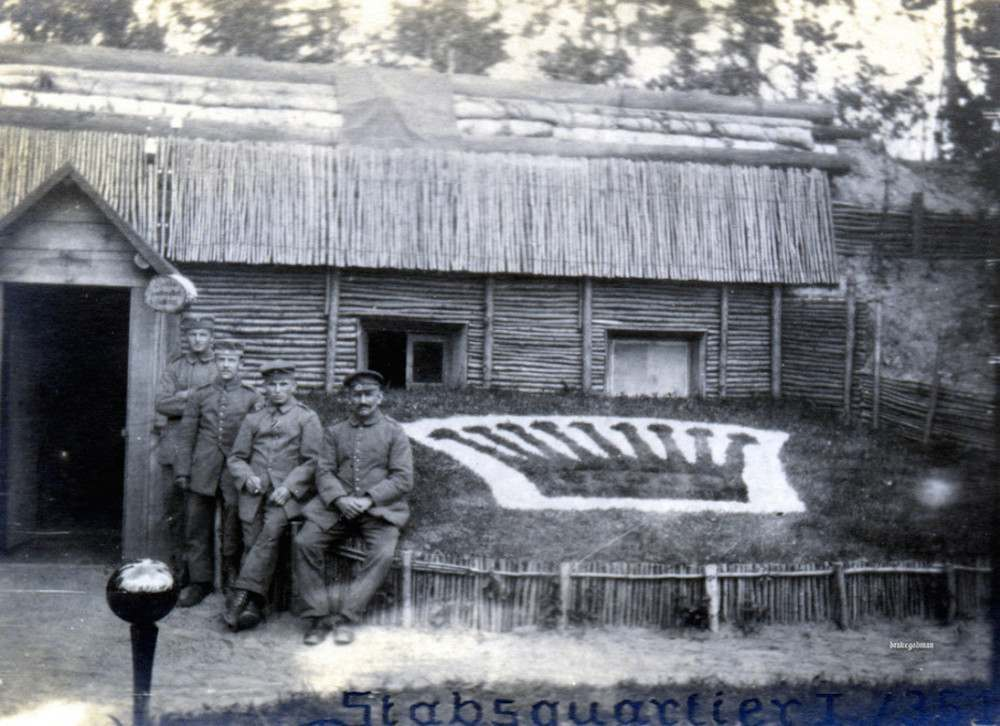 "Headquarters"", Kgl. Sächsisches Infanterie-Regiment Nr. 351"