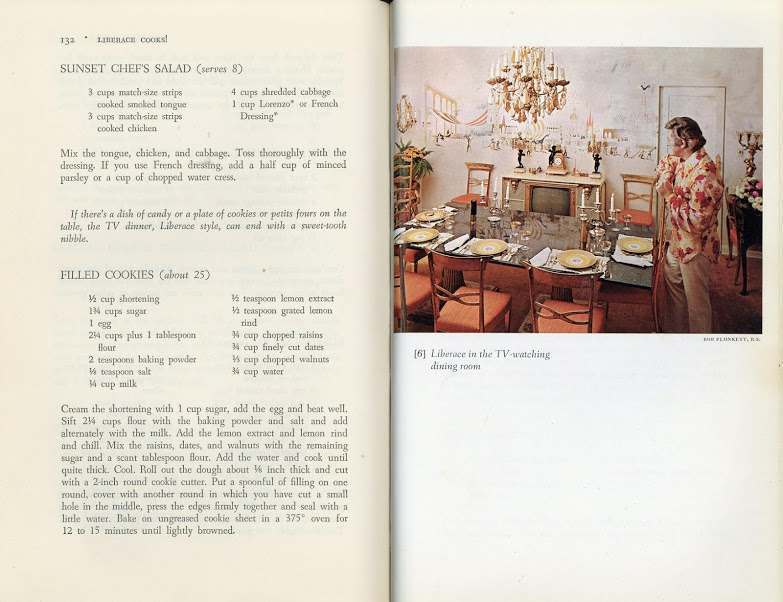 Liberace Cooks!: Hundreds of Delicious Recipes For You from His Seven Dining Rooms